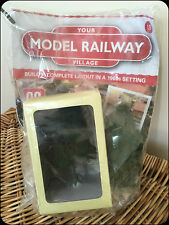 Your Model Railway Village Magazine No.13 Thirteen Hachette with free gifts SALE
