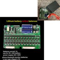 1A Li-Ion Lipo Lifepo4 LTO Akku Active Balancer Für 2S-24S Universalakkus NEU