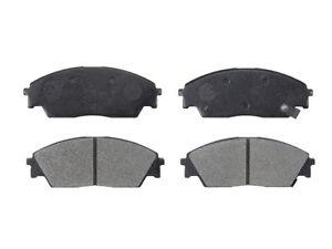Frt Premium Semi Met Brake Pads  Ideal Brake  PMD373
