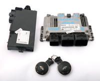BMW Mini Cooper R56 N12 1.6 120HP ECU Kit DME + CAS 3 + 2 Keys 7600020 Manual