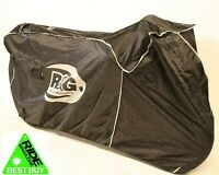 R&G Black Superbike Outdoor Cover  for Aprilia Shiver 750 2010 BC0006BK