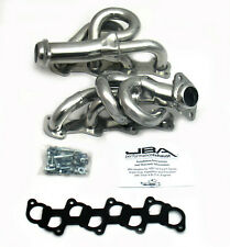 JBA 1677SJS Headers for 1997-2003 Ford 4.6L F150/Expedition.  Silver Ceramic