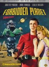 Forbidden Planet 50th Anniversary Edi 0012569691223 With Robert Dix DVD