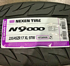 1 New 235 45 17 Nexen N9000 Tire