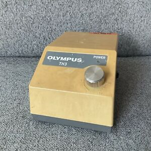 Olympus TH3 Power Supply 220 Volts