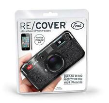 Old School CAMERA iPhone 4G At&t Verizon Case Protection Snap-on Cover NEW