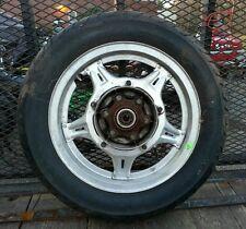 1979 Honda Goldwing GL1000 rear wheel rim tire rotor OEM hub assembly GL 1000