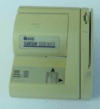 UIC Scanteam 8300 MICR Check Scanner 722216E NO Power Cords NOT tested