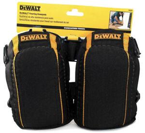 DeWalt Heavy Duty Knee Pads. Tiling,Flooring,Carpet Fitting, Brand New