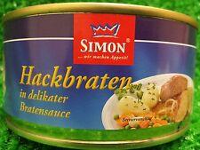 Simon Hackbraten - In BRATENSAUCE