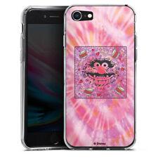 Apple iPhone 8 Silikon Hülle Case - Muppets Animal