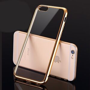 Brand New Tucano Electro Snap iPhone 6 Case Gold iPhone 6s
