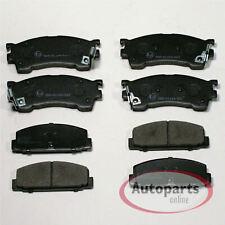 Mazda 626 V - Bremsbeläge Bremsklötze Bremsen für vorne hinten