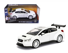 Mr Little Nobodys Subaru WRX STi Fast & Furious 8 1/24 Scale Diecast Car JADA