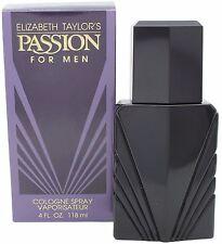 Passion By Elizabeth Taylor Cologne Spray 4 oz