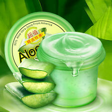 Aloe Vera Gel 120g Scar Acne Removal Pockmark Whitening Moisturizing Cream