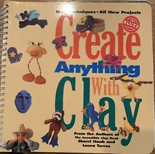 Klutz Create Anything With Clay Craft Book