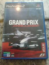 PS2 GRAND PRIX CHALLENGE PAL ESPAÑA (4X)