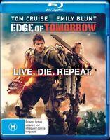 Edge Of Tomorrow NEW Blu-ray
