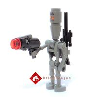 Lego Star Wars  IG-88 minifigure from set 75167