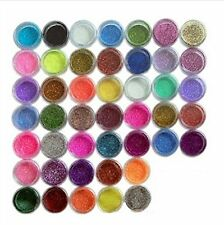 HipGirl Nail Art Supplies. Ship From USA--45 Colors Nail Art Make Up Body Dust