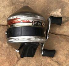 Vintage Zebco 33 Usa Made Spinning Fishing Reel