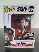 Star Wars Funko Pop - Sebulba - Smugglers Bounty - No. 304