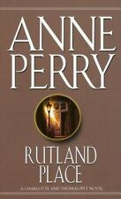 Rutland Place Perry, Anne Mass Market Paperback