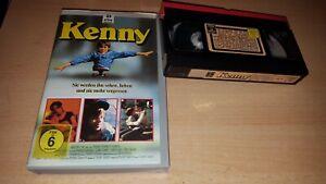 Herzergreifend - KENNY - Atlas Columbia Erstauflage - tolle VHS RARITÄT