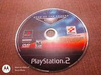 Sony PlayStation 2 PS2 Disc Only Tested Zone of the Enders Black Label Ships Fas