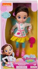 Fisher-Price Nickelodeon Butterbean's Café Fairy Sweet Scented Doll New