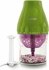 Philips HR2505/32 Multichopper with Chop Drop­ Technology, Green