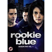 Rookie Blue Season 5 Volume 1 DVD