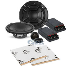 "Polk Audio (DB6502) 600 Watt 6.5"" Component Speakers + FREE Sound Dampening"