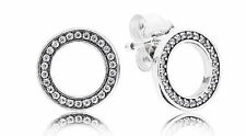 Pandora Forever Stud Earrings 299585CZ S925 ALE