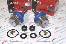 02-08 Dodge Ram 1500 NEW 2 Front Lower Ball Joints K7411 GES PARTS