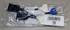 New Dell J9256 DMS-59 Video Splitter Combo Pack VGA & DVI Adapter Cable