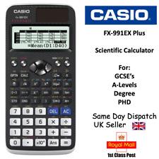 More details for casio fx991ex advanced scientific calculator  552 functions  classwiz features