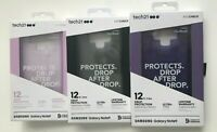 Tech21 Evo Check Case for Samsung Galaxy Note9 Violet, Lavender, Smokey Grey