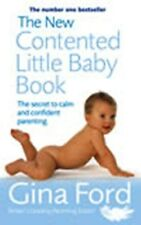 The New Contented Little Baby Book by Gina Ford NEW