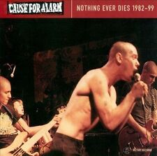 Cause for Alarm : Nothing Ever Dies CD