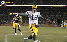 AARON RODGERS GREEN BAY PACKERS QUARTERBACKER NFL POSTER PHOTO