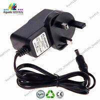 Replacement 10V AC-DC 1000mA 1A Adaptor Power Supply Plug 5.5 x 2.1 x 10 mm UK