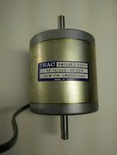1 ONLY OF 2 TEAC REWIND MOTOR X-2000R X-1000R THICK AXLE TESTED & GUARANTEED