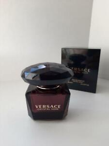 Versace Crystal Noir Perfume Women Eau de Parfum 3.4 fl.oz/100 ml Original NEW