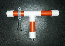 Best HDTV Digital Indoor Outdoor Antenna w/clamp & screws (orange)