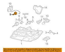 BMW OEM 07-16 X5-Headlight Headlamp Bulb 63217217509