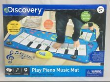 Discovery Kids Play Piano Music Mat Floor Keyboard Toddler Walking Foot Songs