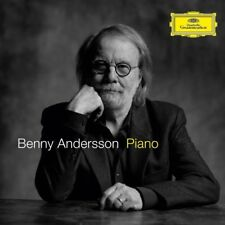 BENNY ANDERSSON PIANO CD (New Release 29th September 2017)