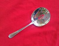 "Louis XIV by Towle Sterling Silver Cucumber Server 6 1/2"" No Monogram"